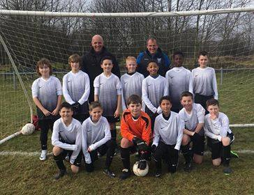 Wickersley Youth u12 Whites win C League
