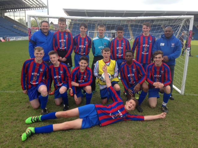 Champions Cup win for Wickersley Youth Under 15